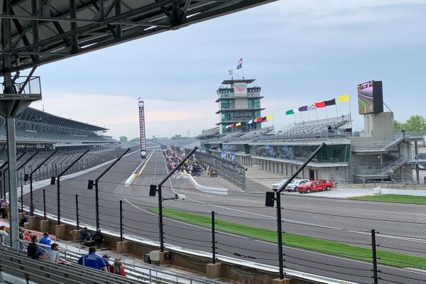 Speeds From IMS On Day 3 Of Practice