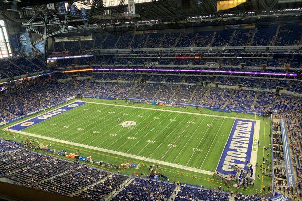 Colts Win On Sunday Night