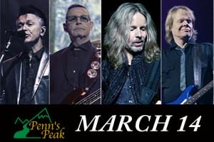 Styx at Penns Peak March 14