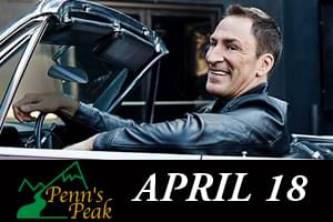 Ben Bailey comes to Penns Peak April18th