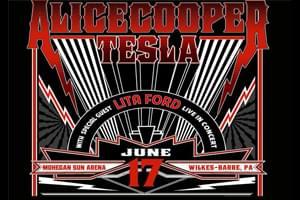 RESCHEDULED: Alice Cooper at Mohegan Sun June 17, now January 24, 2021