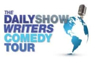 The Daily Show Writers Comedy Tour at the State Theatre November 21