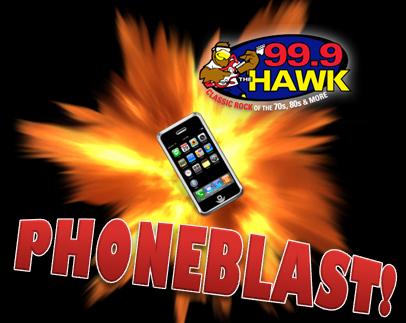A Different Phone Blast… 9/25/20