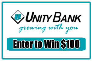 Enter to Win $100 from Unity Bank