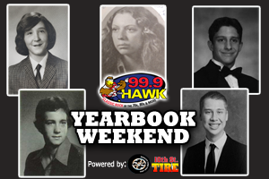 99.9 The Hawk Yearbook Weekend