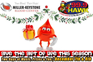"Holiday Blood Drive – ""Give the Gift of Life"""