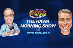 Hawk Morning Show Giveaways