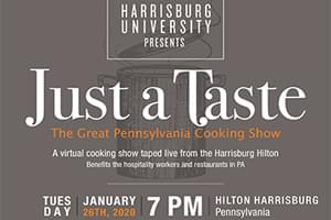 Just a Taste – The Great Pennsylvania Cooking Show
