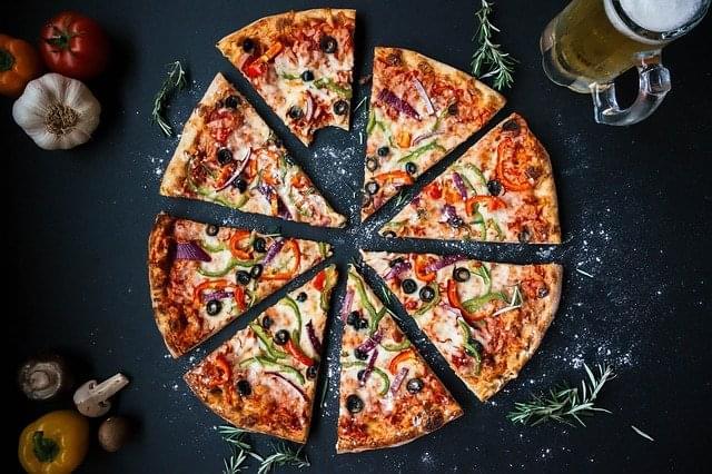 Weird Pizza Toppings… 1/15/21