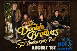 The Doobie Brothers 50th Anniversary Tour at the PPL Center