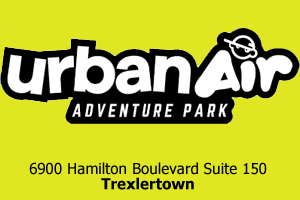 Win a $50 Gift Certificate to Urban Air Adventure Park