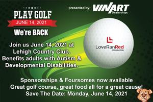 Love Ran Red Golf Tournament