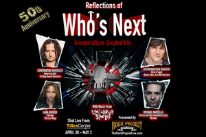 50th Anniversary Reflections of WHO'S NEXT Virtual Show at State Theatre