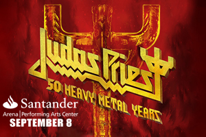 99.9 The Hawk Welcomes Judas Priest to Santander Arena in Reading