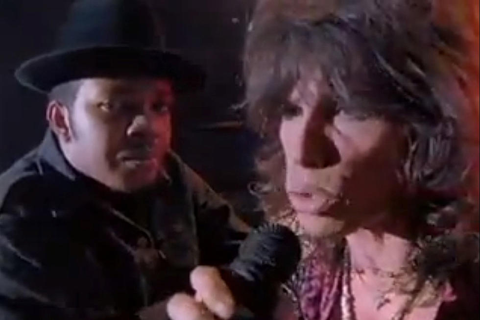 When Aerosmith Remade 'Walk This Way' With Run-D.M.C.