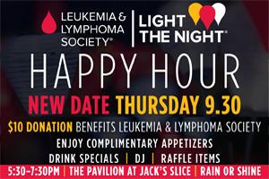 Leukemia & Lymphoma Society Light the Night!