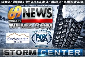 69 News Storm Center powered by blue mountain resort