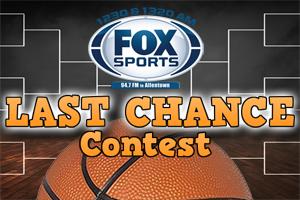 Last Chance Contest