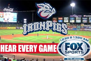 Lehigh Valley Iron Pigs Baseball on Lehigh Valley Fox Sports