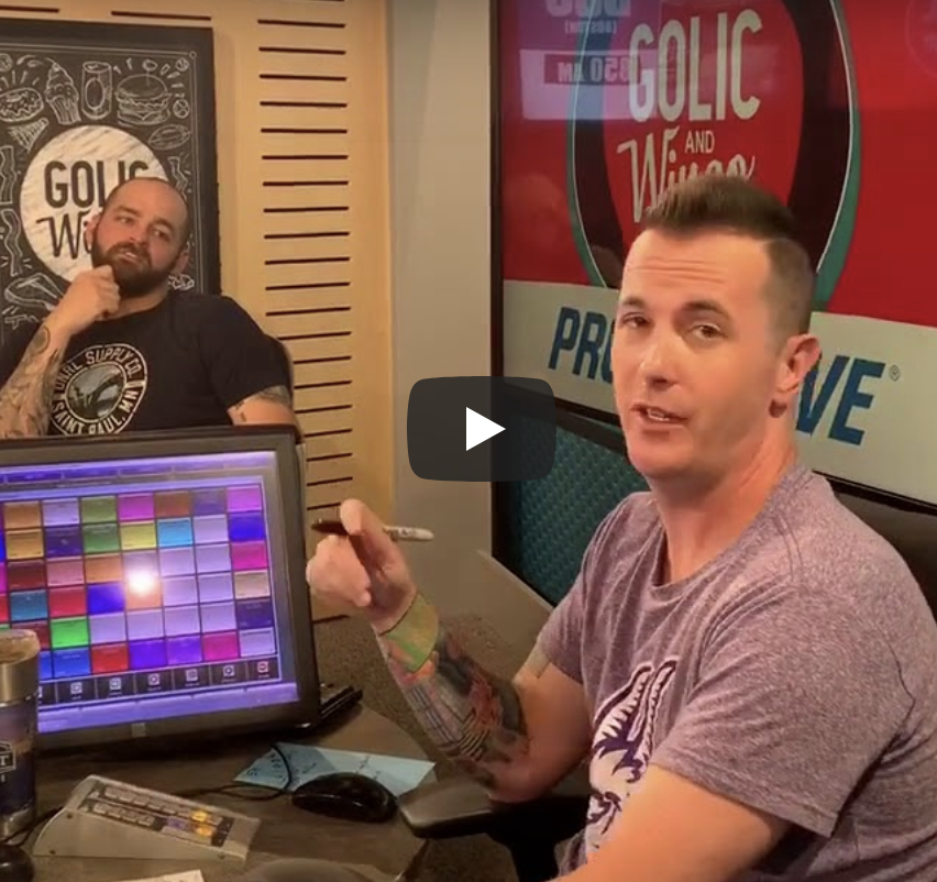 Golic and Wingo Video 7.18.19