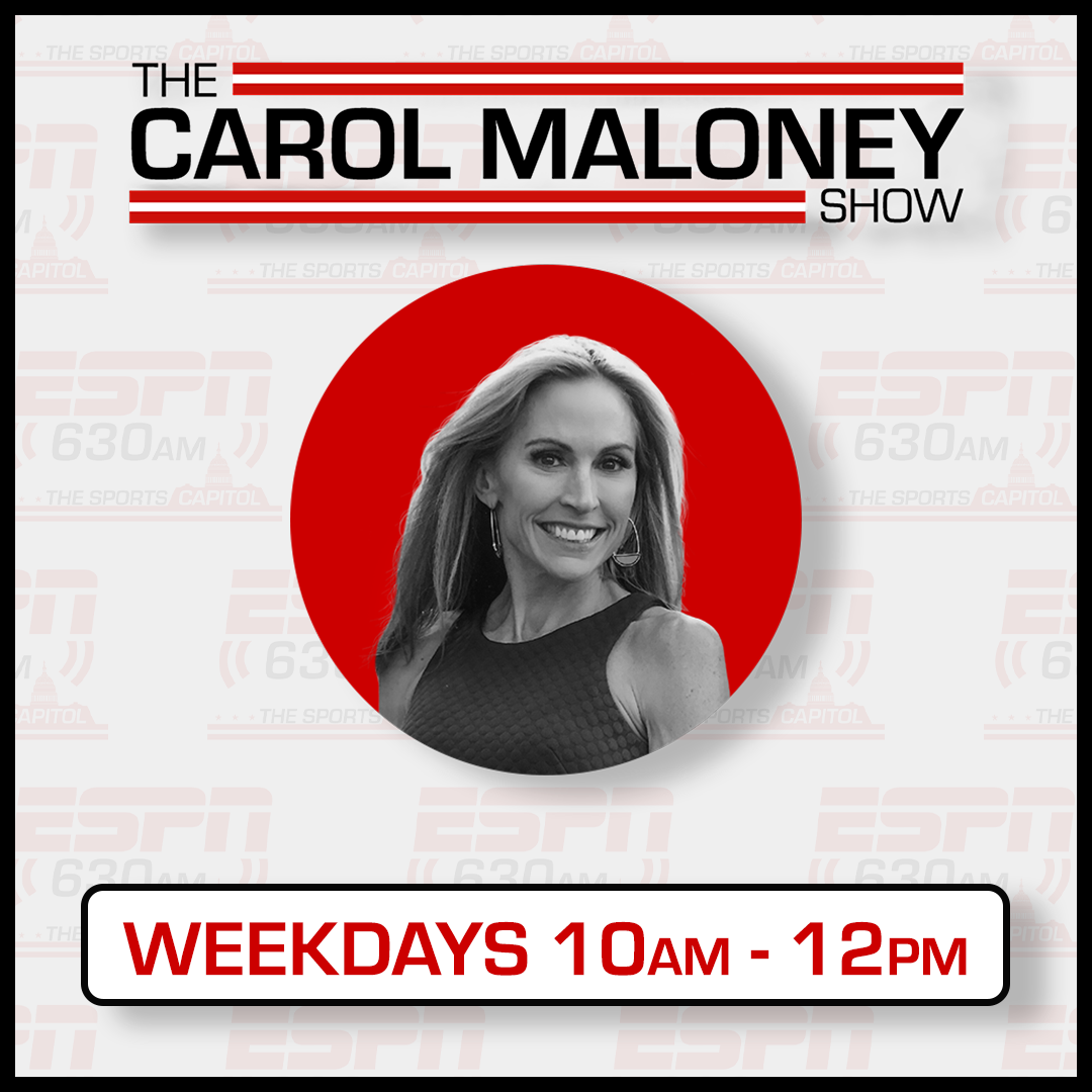The Carol Maloney Show | Clinton Portis Interview | 8.06.2019