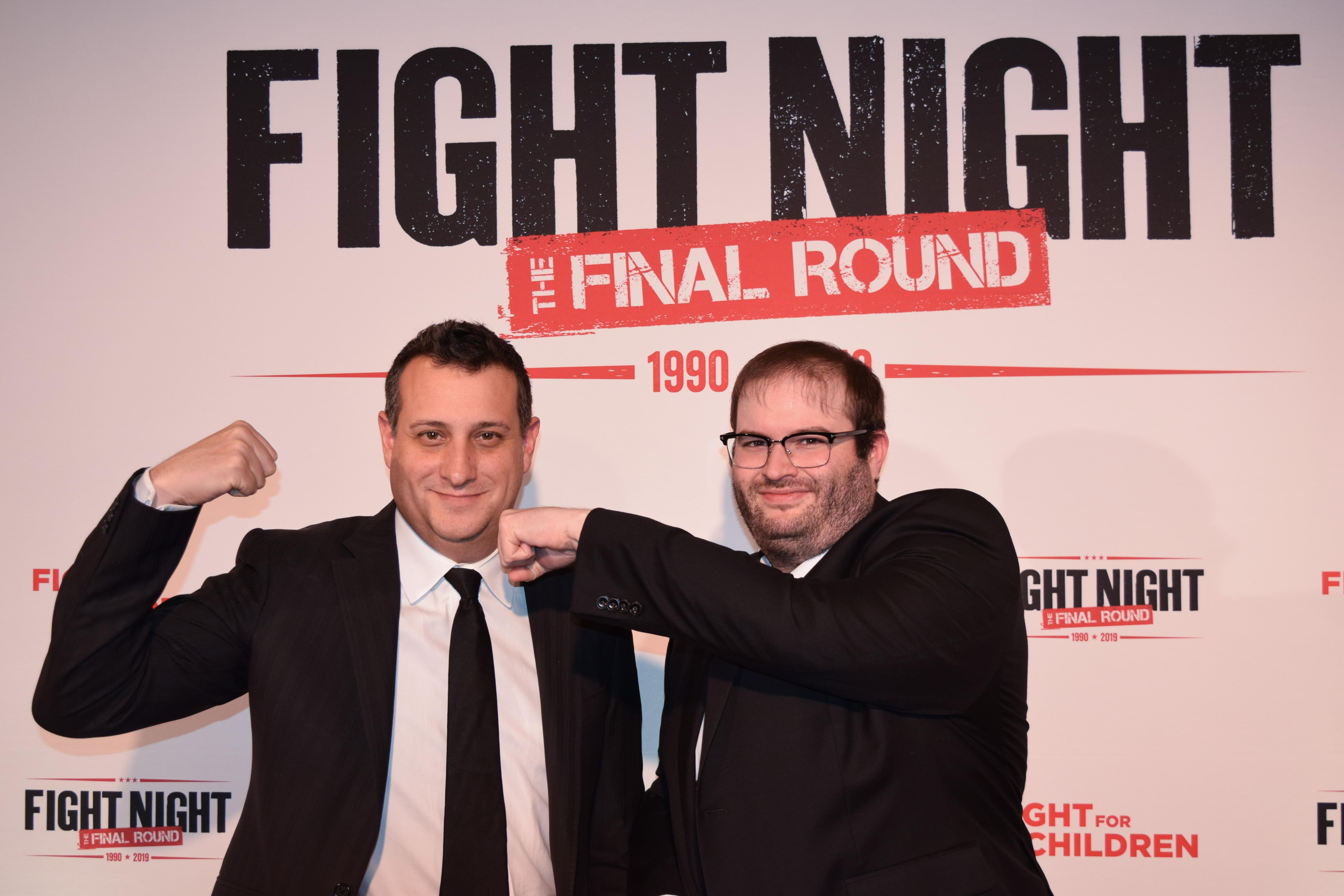 Fight Night DC – The Final Fight