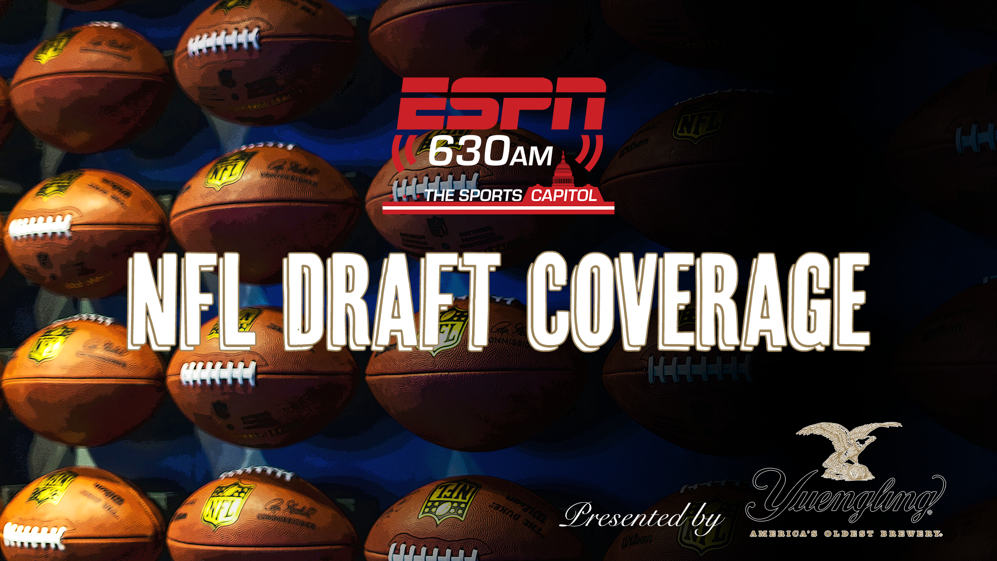 2020 NFL Draft Coverage (Pres. By Yuengling)