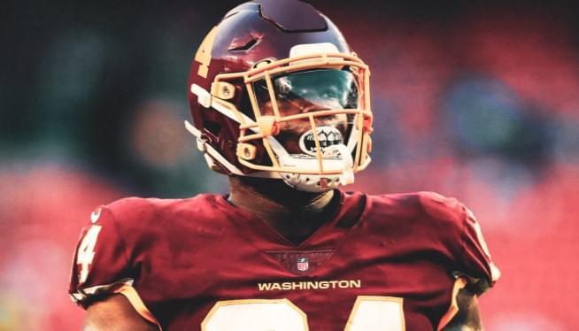 Redskins Changing Name To 'Washington Football Team' For The Upcoming Season