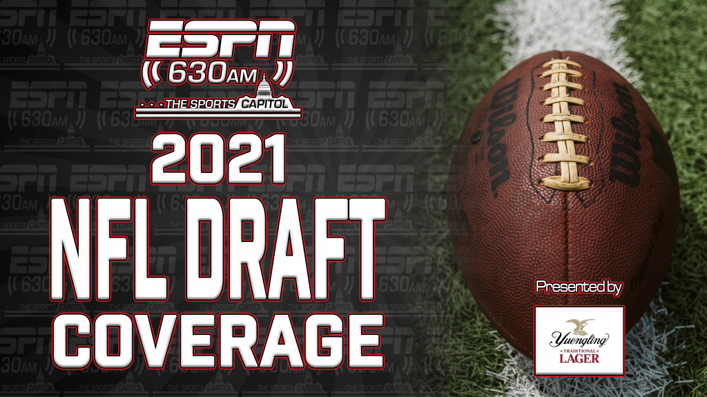 2021 NFL Draft Coverage (Pres. By Yuengling)