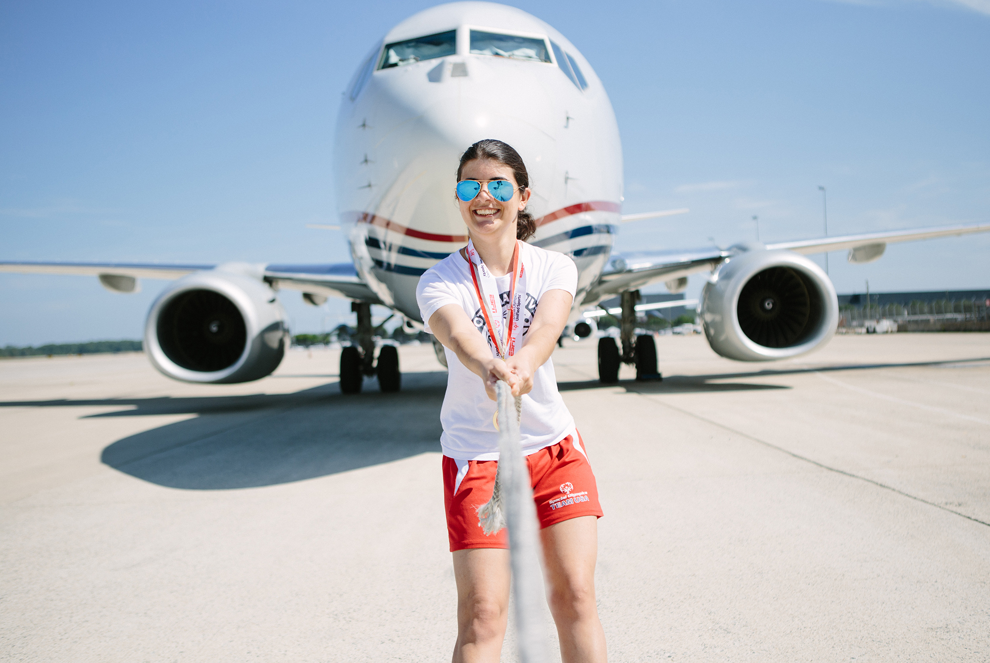 Dulles Plane Pull 2021 – 10/23/21