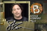 Steve on MTV's Rock 'N Jock B-Ball Jam '93