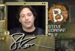 Steve on MTV's Rock 'N Jock B-Ball Jam '93