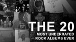 The 20 Most Underrated Rock Albums – Louder Sound Online