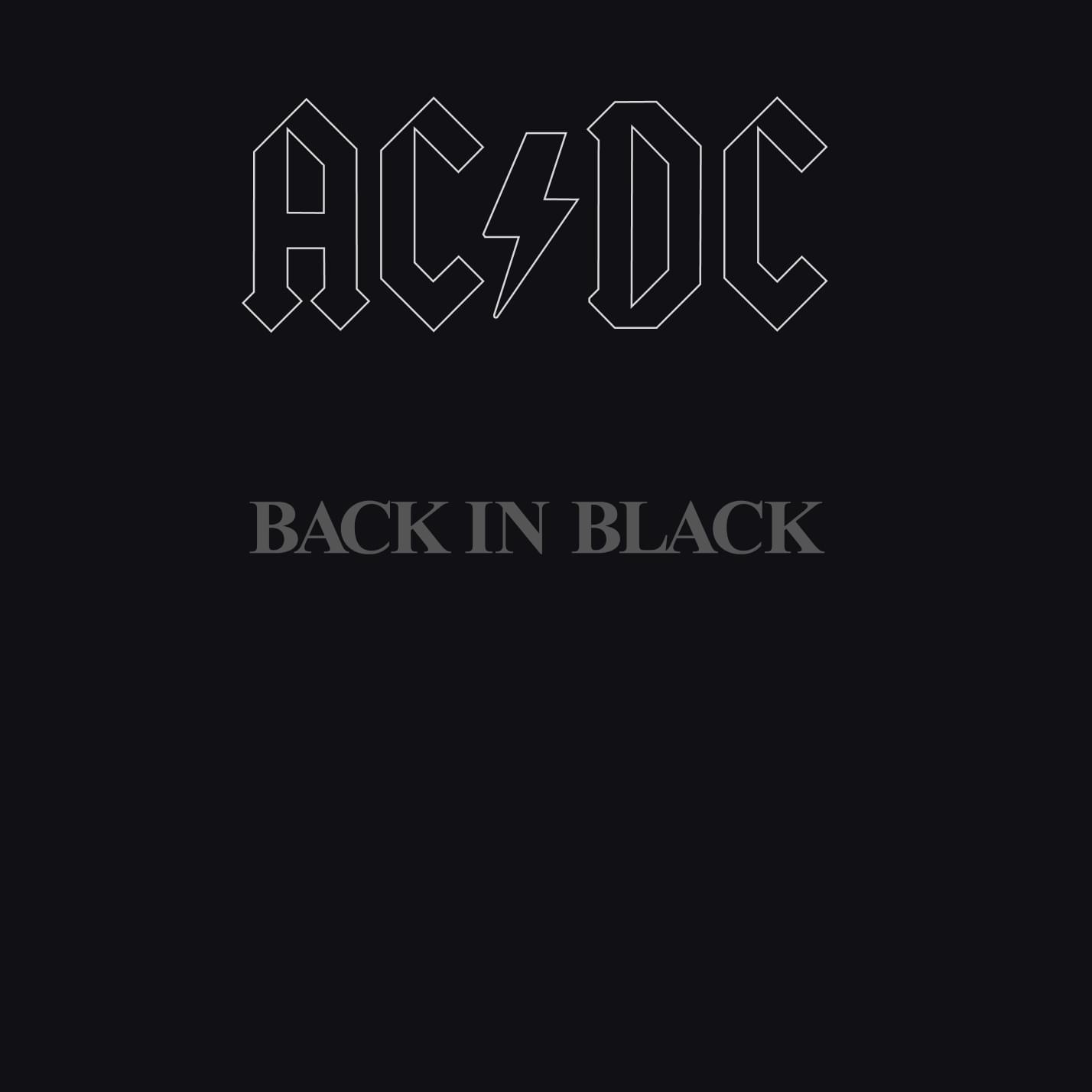 AC/DC's Back In Black Turns 40!