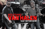 Steve Talks with Wolfgang Van Halen!