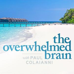 The overwhelmed brain…