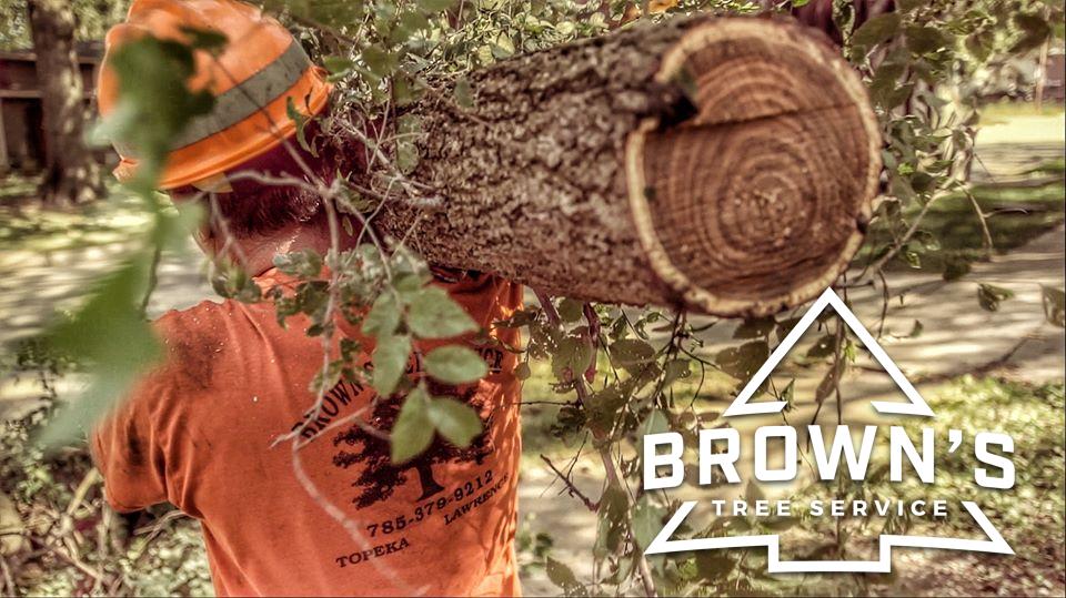 Brown's Tree Service – Now Hiring Kansas
