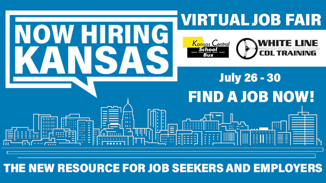 ARE YOU NOW HIRING IN KANSAS?