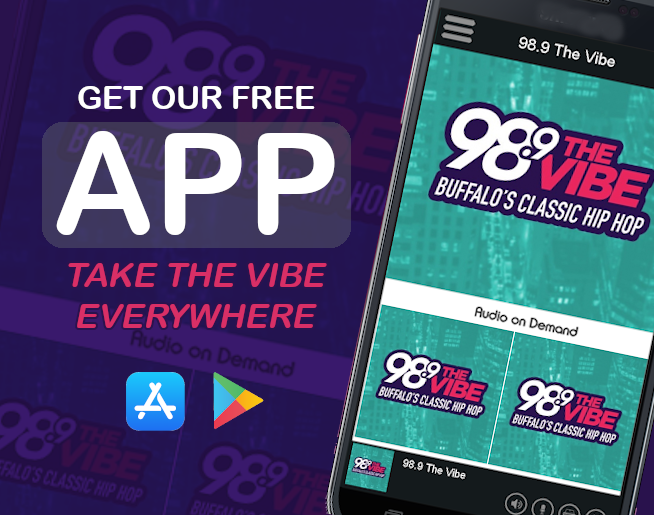 Get The Vibe App