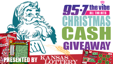 Christmas Cash Giveaway starts December 8th!