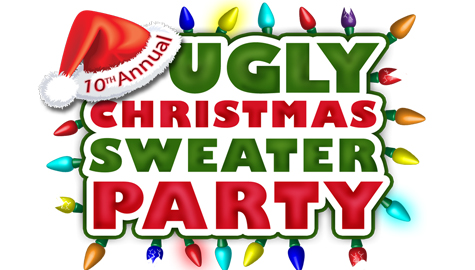 The 10th Annual Ugly Sweater Party!