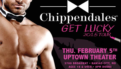 Buy your tickets now for Chippendales!