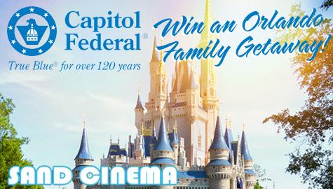 Win an Orlando Family Getaway!