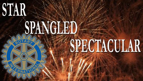 Don't miss the Star Spangled Spectacular!