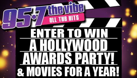 Win a Hollywood Awards Party and Movies for a Year!