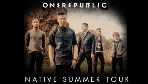 95-7 The Vibe welcomes OneRepublic and The Script to Starlight Theatre!