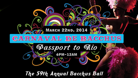 Join 95-7 The Vibe at the Bacchus Ball!