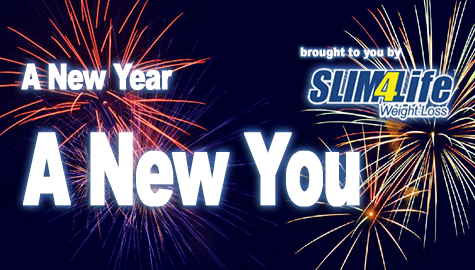 New Year New You – Brought to you by Slim4Life