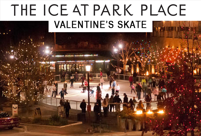 Valentine's Skate at the Ice Terrace!
