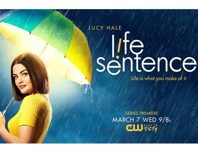 LIFE SENTENCE premiering Wednesday, March 7